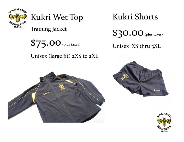 Kukri Wet Top & Shorts